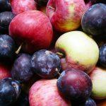Švestkovo-jablečné pyré