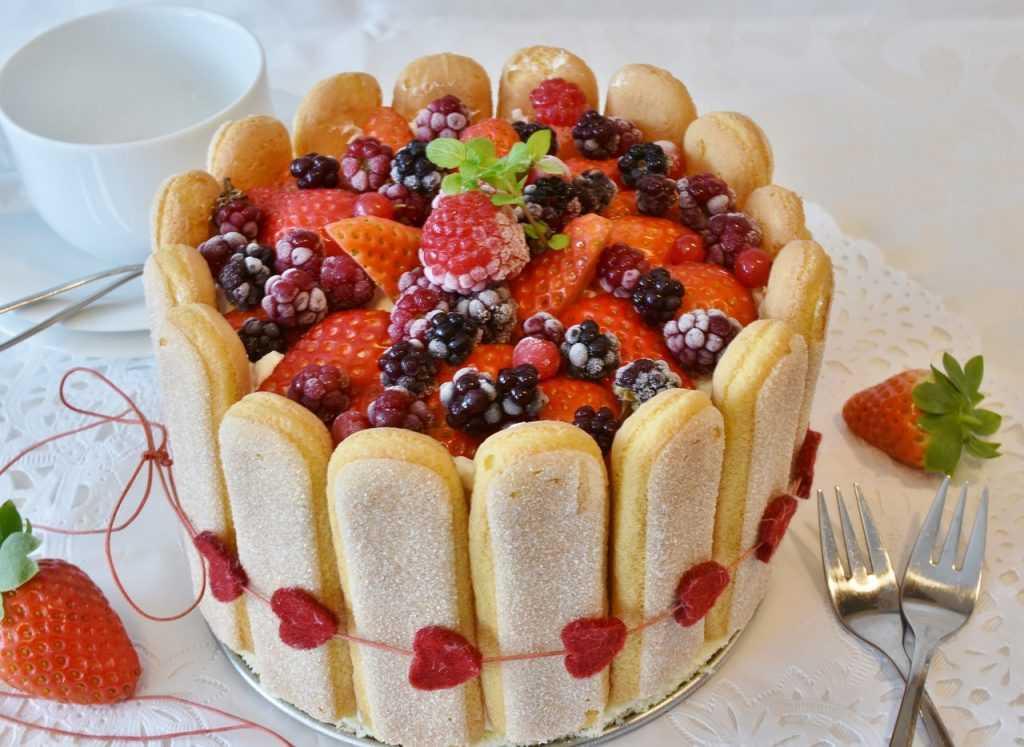 Dětský tvarohový dort k narozeninám