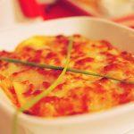 Zeleninové lasagne pro děti