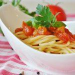 Fenyklové špagety se zeleninou