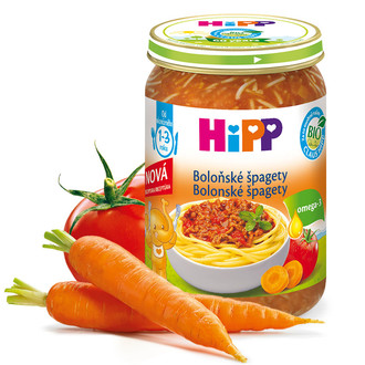 Hipp - test dětských příkrmů
