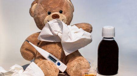 Průjmové onemocnění u dětí - jídelníček, recepty
