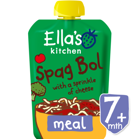 Ella's Kitchen – Spag Bol