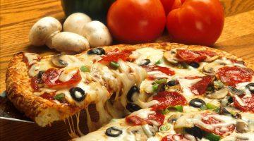 Těsto na pizzu - domácí recept