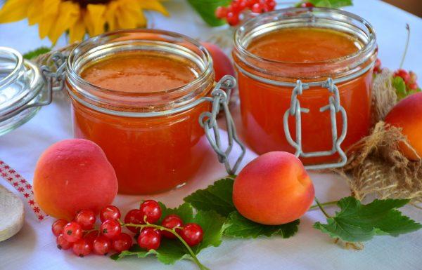 Zavařování broskví - džem, marmeláda, šťáva