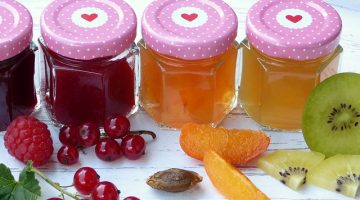 želírovací prostředky - recept na domácí pektin