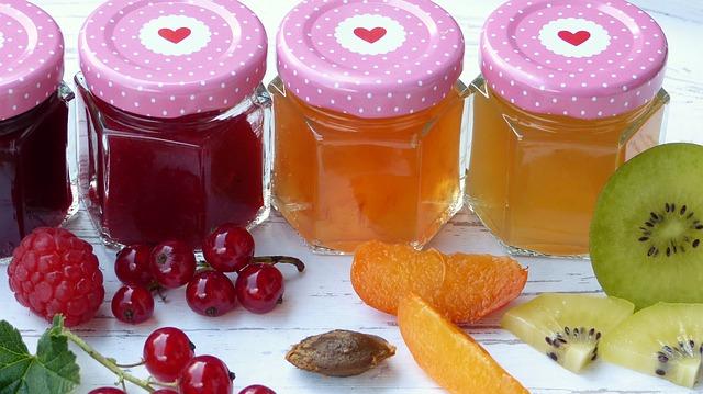 Želírovací prostředky a jak vyrobit domácí marmeládu