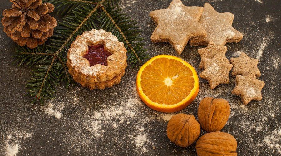 Vánoční mrkvové cukroví